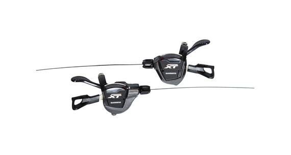Shimano Deore XT SL-M8000 Schalthebelset schwarz